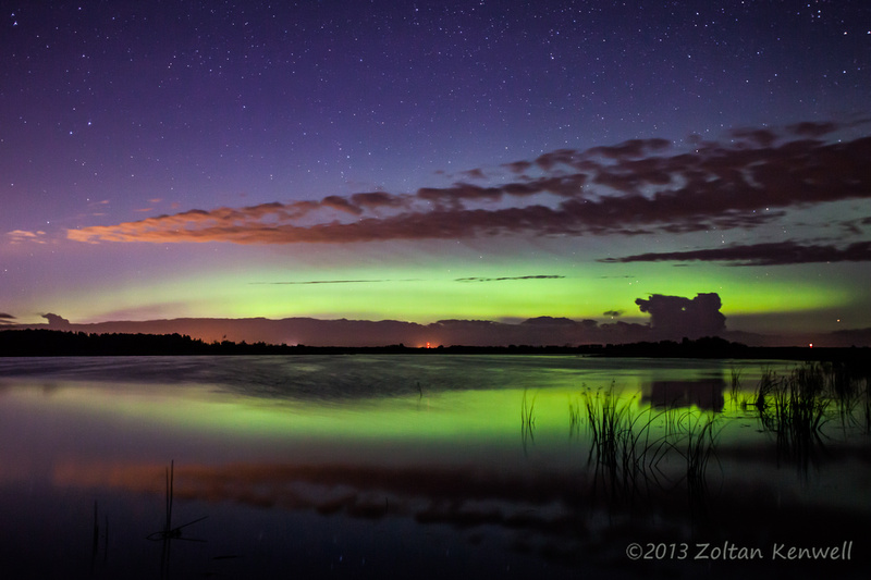 Zoltan Kenwell Photography: Aurora/Noctilucent Clouds/Lightning July 24, 2012 &emdash; _MG_9478